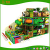 four floors used indoor soft playground center for supermarket