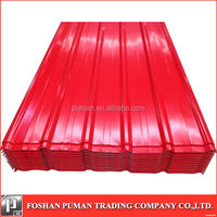 Bottom price hot-sale anti corrosion plastic roof tile