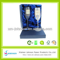 wholesale gift boxes for wine glasses from paper packaging boxes and paper packaging bags manufacturer