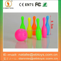 9.5cm kids sport toy mini bowling wholesale