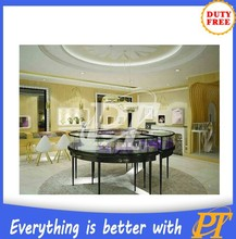 Provide jewelry store design and production and installation