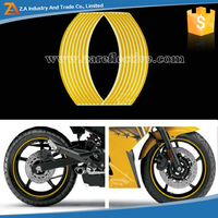 NEW Style Motorcycle Rim/Car Wheel Sticker for Wheel Rim