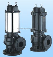 3kw 80WQ35-15-3 HMAX 20 M Stainless Steel 5hp submersible sewage pump with cutting device
