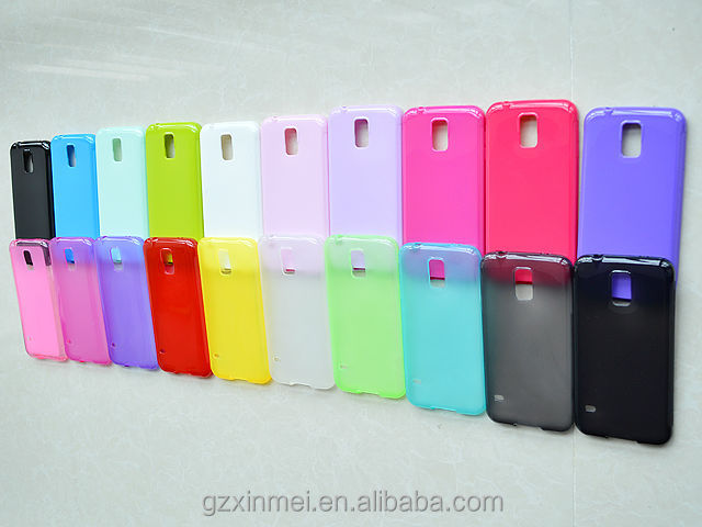 2014 TPU for samsung galaxy s5 case