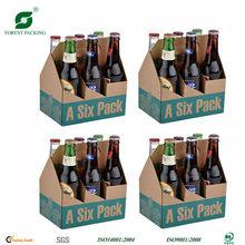 6 PACK/BOTTLE BEER CARRIER BOX (FP600019)