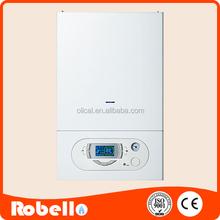 Home gas heating boiler