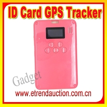 Voice Monitor Function GPS Tracker GPS/AGPS/LBS Multiple Locating Mode Personal GPS Card ID card SOS Alarm Card for Student
