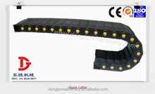 Flexible Plastic Cable Drag Chain for Laser engraving
