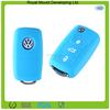 VW silicone car remote key case