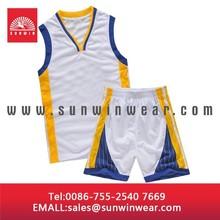 Dry fit korea basketball jersey custom made