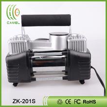rechargeable DC 12V portable car tire inflator air compresosr air pump