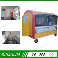 Good price mobile street food donut kiosk(skype:xinshijia.jessica)