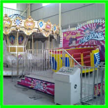 [Wonderful rides!!!]Amusement park game machine mini taga dsico for kids