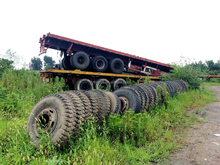 CIMC used container chassis for sale
