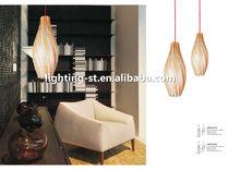 Lámparas colgantes de madera LBMP-DZ