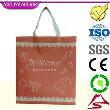 Durable de alta calidad de moda nuevo no- tejido bolso promocional del fabricante de china