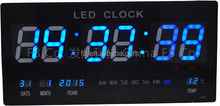 Promotional silver wall clock