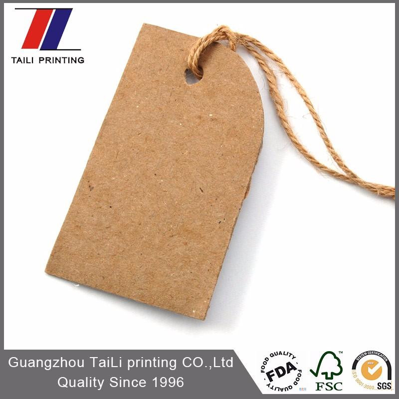 personnalis u00e9 recycl u00e9 papier  u00e9tiquettes volantes pour