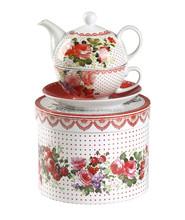 Factory direct wholesale porcelain tea for one tea set