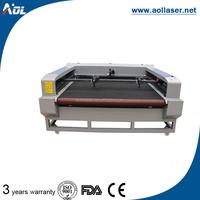fast rail auto feeding working table Laser Cutting Machine 63inch by 40inch