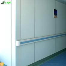 Anti-collision hospital corridor PVC handrail
