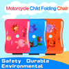 Travel essential foldable baby seat for motorcycle