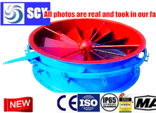 China Factory HTF Fireproof Exhaust Fan for hotel/Exported to Europe/Russia/Iran