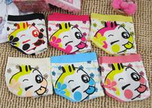 3954 Latest Best Selling wholesale children's clothes monkey cartoon kids underwear export to Kyrgyzstan girls' modal underpants