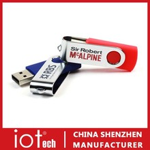 Promotional Gift Bulk High Quality Twister USB Key