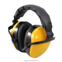 2015 fashing foldable protective safety ear muff