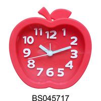 Funny apple shaped alarm clocks for kids bedroom sets