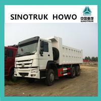 2015 China Export Market Dump Truck loading capacity