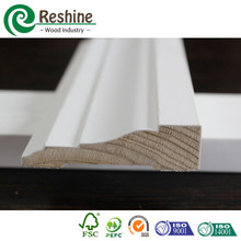 Decorative Wooden Trim Ceiling Wood Moulding Skirting Board