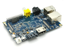 Banana pi 1G RAM better than raspberry pi case support dual core +hdmi+camera made in China