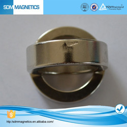 Super powerful customized ferrite ring magnet
