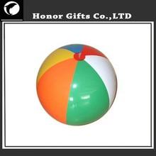 Promotional Cheap Custom Custom Inflatable Beach Ball