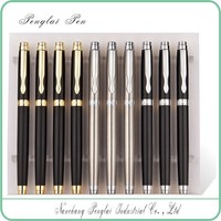 2015 Good quality stainless steel metal pen wholesale 4 styles