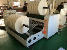 China jumbo roll photocopy paper slitting machine