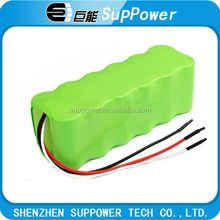nimh rechargeable AA AAA 12v 1200mah battery
