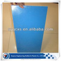 coloured plastic/colour hdpe sheet/colored transparent plastic