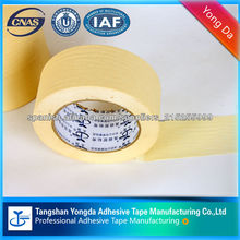 car painting dedicated masking tape/ wrinkle tape