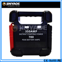 Tuck /Bus 24000mah portable car power bank battery charger 12v to 24v starter