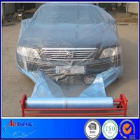 hot new products for 2015 disposable painting blue transparent film