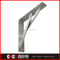 Popular Design Metal Fabrication Colorful Wall Bracket For Air Conditioner Outdoor Unit