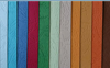 colorful embossed paper used in folder file /tree bark for stationery book binding&cover/A4 paper