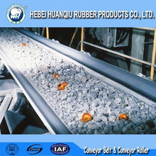 Rubber Conveyor Belt, Heat Resistant Conveyor Belt for Sintering Ore/Coke/Cement Clinker/Foundry