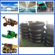 Hot sale big butyl tube for car tire and truck tire with a top quality and a low price made in China
