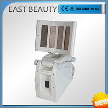 PDT led light facial steamer