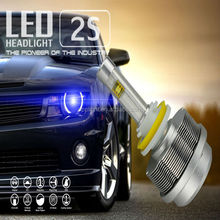 harley led headlight h3 motorcycle hid headlight kit 9004 hi/lo beam car lamp