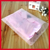 High Quality 30cm*40cm*70micron Matt Self Adhesive Opp Bag Plastic Bags For Clothes Package For Gifts
